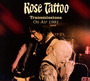 On Air In '81 - Rose Tattoo