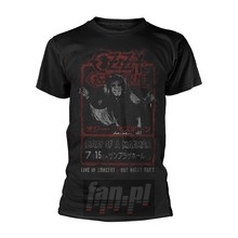 Vintage Japan Flyer _Ts50559_ - Ozzy Osbourne