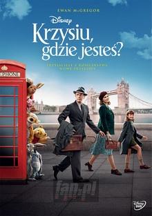 Krzysiu, Gdzie Jesteś? - Movie / Film