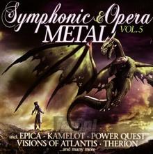 Symphonic & Opera Metal 5 - V/A