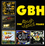 The Rough Justice Years: 5CD Clamshell Boxset - G.B.H.
