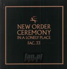 Ceremony-Version 1 - New Order