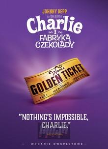 Charlie I Fabryka Czekolady - Charlie & The Chocolate Factory