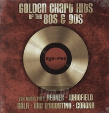 Golden Chart Hits Of The 80s & 90s - V/A