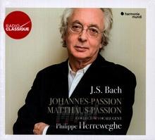 Bach: The St. John & St. Matthew Passions - Philippe Herreweghe