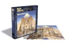 Powerslave (500 Piece Jigsaw Puzzle) _Puz80334_ - Iron Maiden