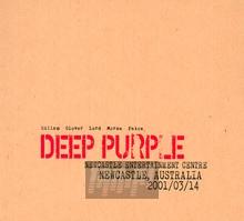 Live In Newcastle 2001 - Deep Purple