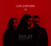 III - Lion Shepherd