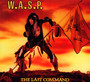 The Last Command - W.A.S.P.