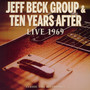 Live 1969 - Jeff Beck & Ten Years After