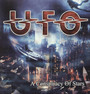A Conspiracy Of Stars (Red+Black 2lp+CD) - UFO