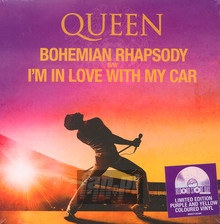 Bohemian Rhapsody/ I'm In Love With My Car - Queen