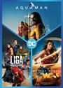 Aquaman/Liga Sprawiedliwości/Wonder Woman - Movie / Film