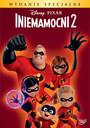 Iniemamocni 2 (DVD) Edycja Specjalna Z Odblaskowym Brelokiem - Movie / Film