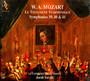 Mozart: Sinfonien 39, 40, 41 - Jordi Savall