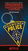 Hawkins Police Patch (Keychain) _Brl50502_ - Stranger Things