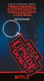 Stuck In The Upside Down (Keychain) _Brl50502_ - Stranger Things