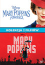 Mary Poppins 1-2 Pakiet - Movie / Film