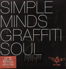Graffiti Soul/Searching For The Lost Boys - Simple Minds