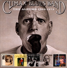 Albums 1969-1972 - Climax Blues Band