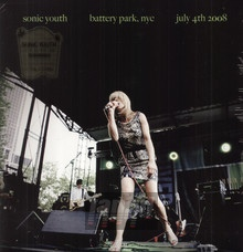 Battery Park NYC: July 4th 2008 - Sonic Youth