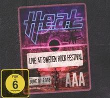 Live At Sweden Rock - Heat