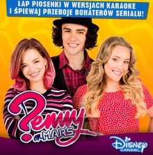 Penny Z M.A.R.S  OST - Walt    Disney