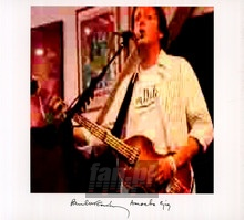 Amoeba Gig - Paul McCartney