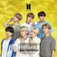 Lights/Boy With Luv - Bts