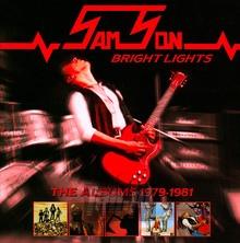Bright Lights: The Albums 1979-1981 - Samson