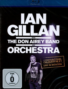Contractual Obligation 1 - Ian Gillan
