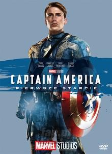 Captain America: Pierwsze Starcie - Movie / Film