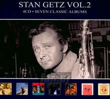 Seven Classic Albums vol.2 - Stan Getz