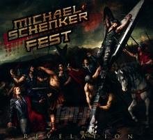Revelation - Michael Schenker  -Fest-