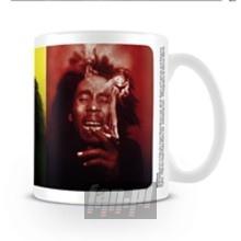 Tricolour Smoke _Qbg50505_ - Bob Marley