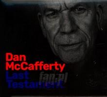 Last Testament - Dan McCafferty