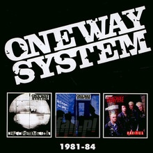 1981-84: 3CD Boxset - One Way System