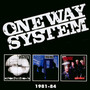 1981-84: 3CD Boxset - One Way System