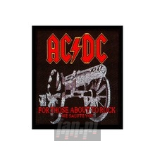 For Those About To Rock _Nas50601_ - AC/DC