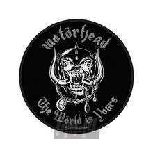 The World Is Yours _Nas50553_ - Motorhead