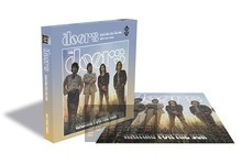 Waiting For The Sun (500 Piece Jigsaw Puzzle) _Puz80334_ - The Doors