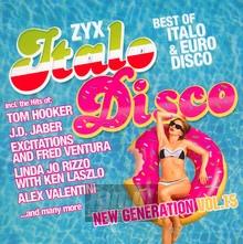 ZYX Italo Disco New Generation vol.15 - ZYX Italo Disco New Generation