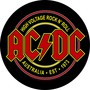 High Voltage Rock N Roll (Backpatch) _Nas50553_ - AC/DC