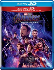 Avengers: Koniec Gry - Movie / Film