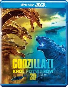 Godzilla II: Król Potworów - Movie / Film