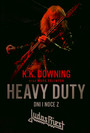 Downing / Eglinton: Heavy Duty - Dni I Noce Z Judas Priest - Judas Priest