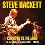 Cured In Cleveland - Steve Hackett