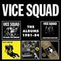 The Albums 1981-84: 5CD Boxset - Vice Squad