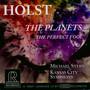 Planets / Perfect Fool - Holst  /  Kansas City Symphony  /  Stern