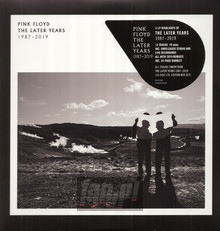 The Best Of The Later Years 1987 - 2019 - Pink Floyd